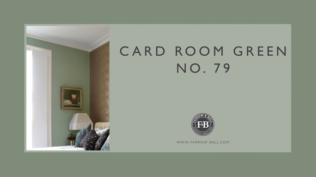 Card Room Green Color Palette Living Room Card Room Green Farrow And Ball Room Colors