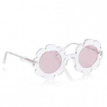 Sons Daughters Girls Daisy Mirrored Lens Sunglasses 5 12yr