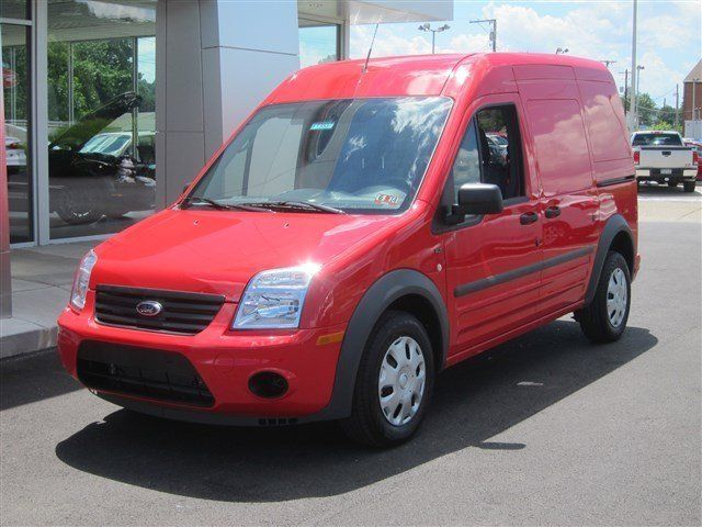 New 2013 Ford Transit Connect Xlt Van Red Van Charleston