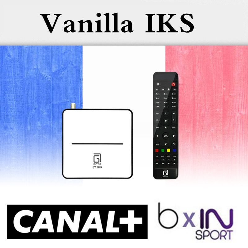 GOTiT 2017 the best France channels New Arrival Hybrid