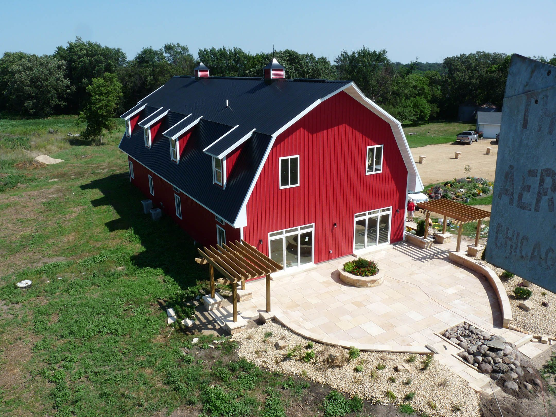 Red Barn Retreats Some Mn Fun Company And Office