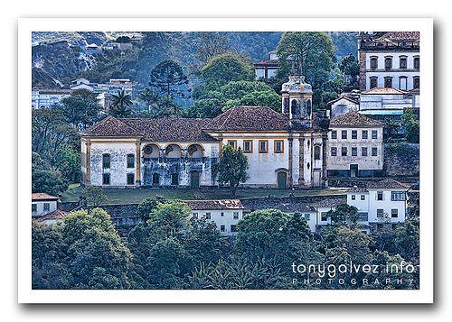 History & Culture: Ouro Preto, Minas Gerais, Brazil