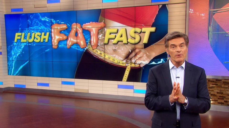Dr  Oz's Fat Flushers: Litrimine, low carb breads, Flaxseed