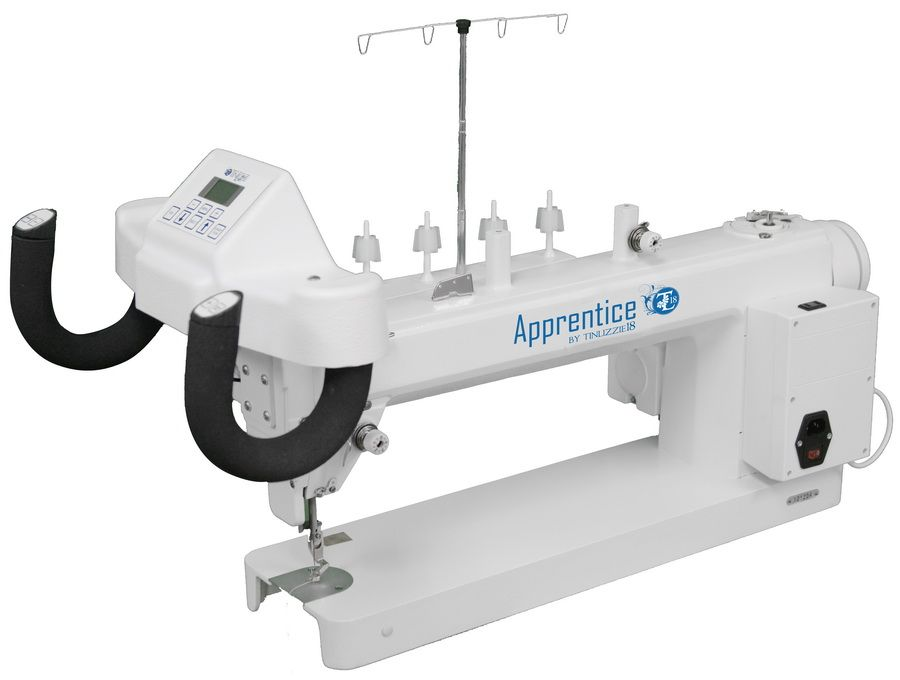 TinLizzie18 Apprentice 18x6 Long Arm Machine - $4700 in Dec after ... : affordable long arm quilting machines - Adamdwight.com