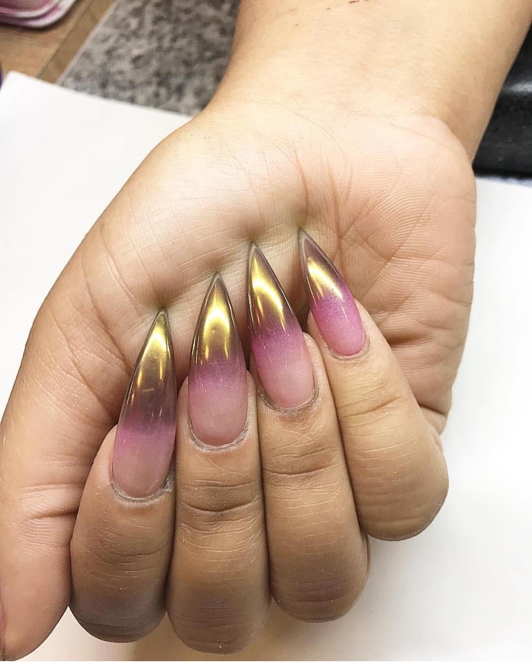 ♚Mαjeѕту❥ | Stilettos | Pinterest | Uña decoradas, Diseños de uñas ...