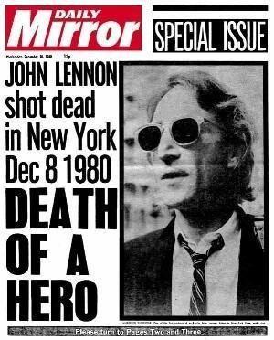 A 32 años de su muerte! John Lennon