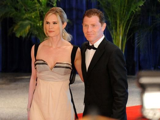 Bobby Flay And Stephanie March Wedding Google Search