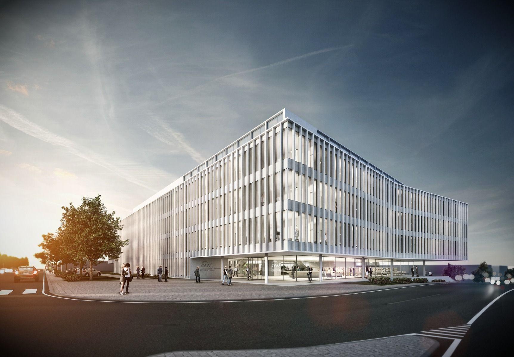 Architekten Luxemburg cssf luxemburg jswd architekten 2011 project website http