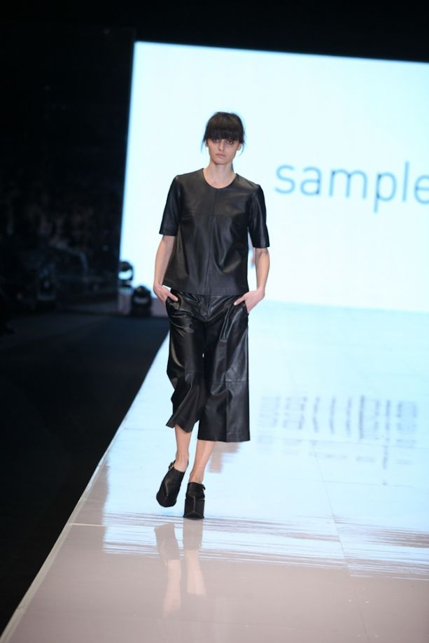 Sample Spring 2013 Collection