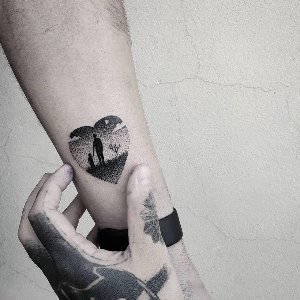 Tatuajes Padres Para Hombres