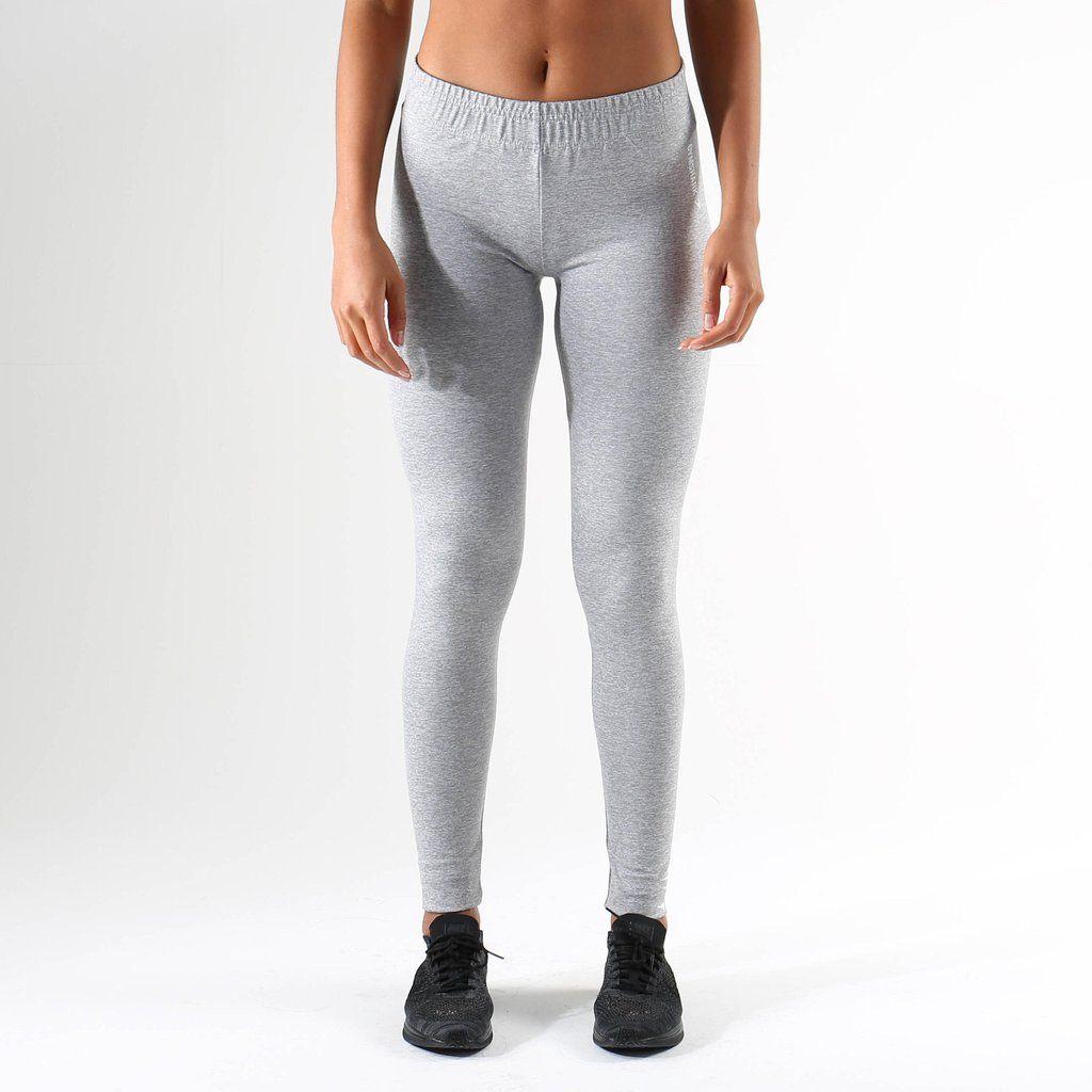 466476e59ece8 Gymshark Ark Jersey Legging - Light Grey Marl 30 | get movin | Gym ...