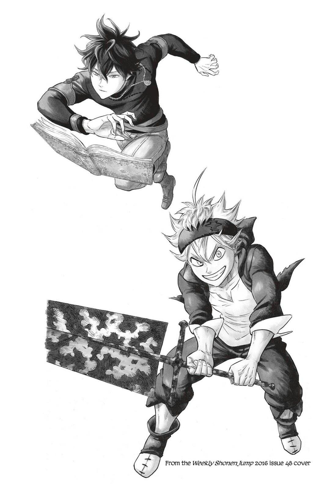 Pin by axel arias on yuki tabata Black clover anime