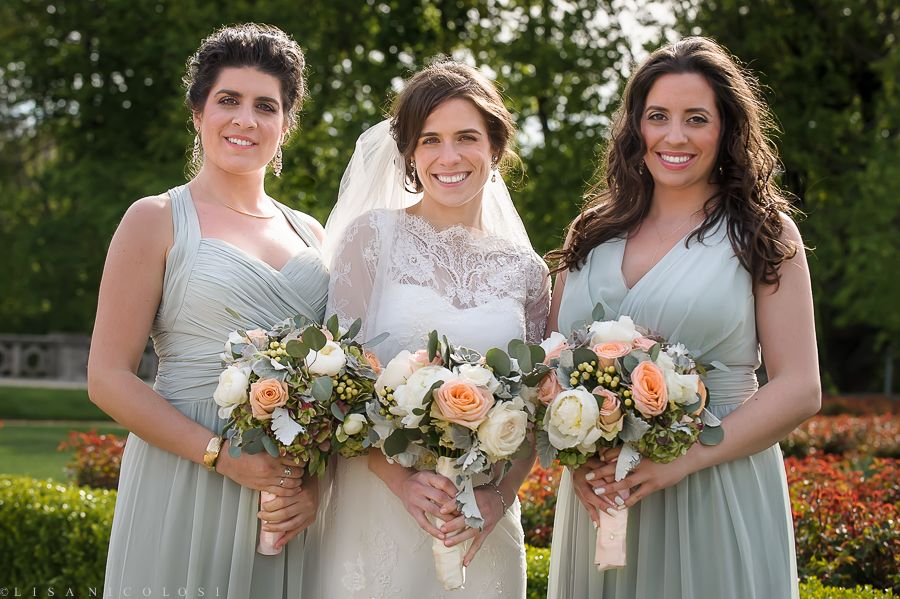 Such a gorgeous wedding palette...Wedding at The Hempstead House - Sands Point Preserve...Lisa Nicolosi Photography