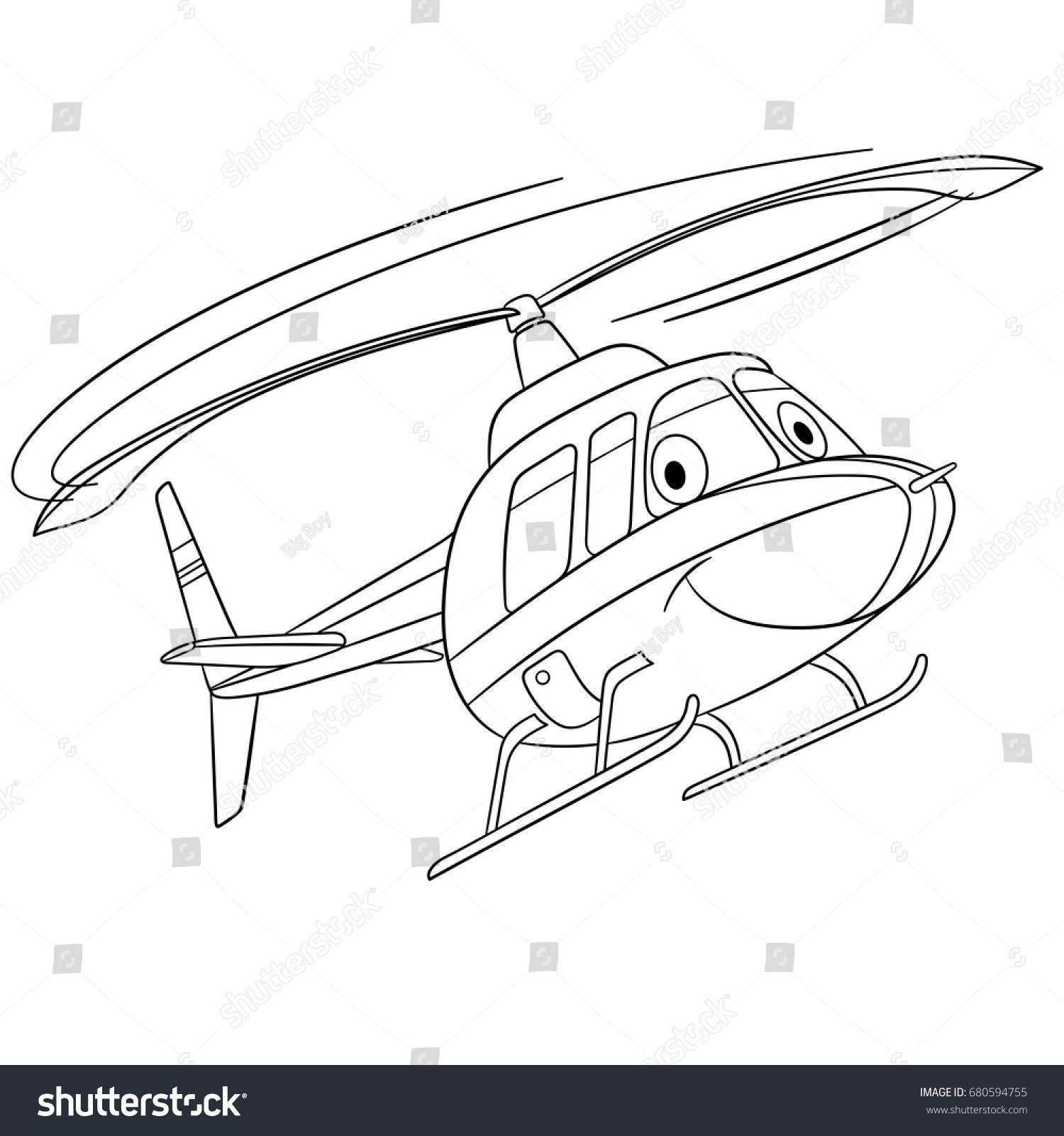 Coloring Page Of Helicopter Cartoon Flying Transport Colouring Book For Kids And Children Coloring Pages Cartoon Clip Art Kids Coloring Books [ 1600 x 1500 Pixel ]