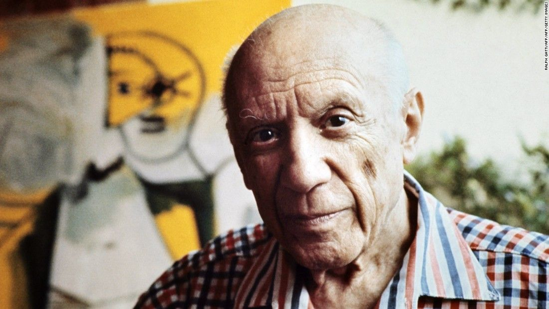 A List Dads Over 60 Who Are The Oldest Celebrity Fathers Picasso Paintings Pablo Picasso Picasso Art