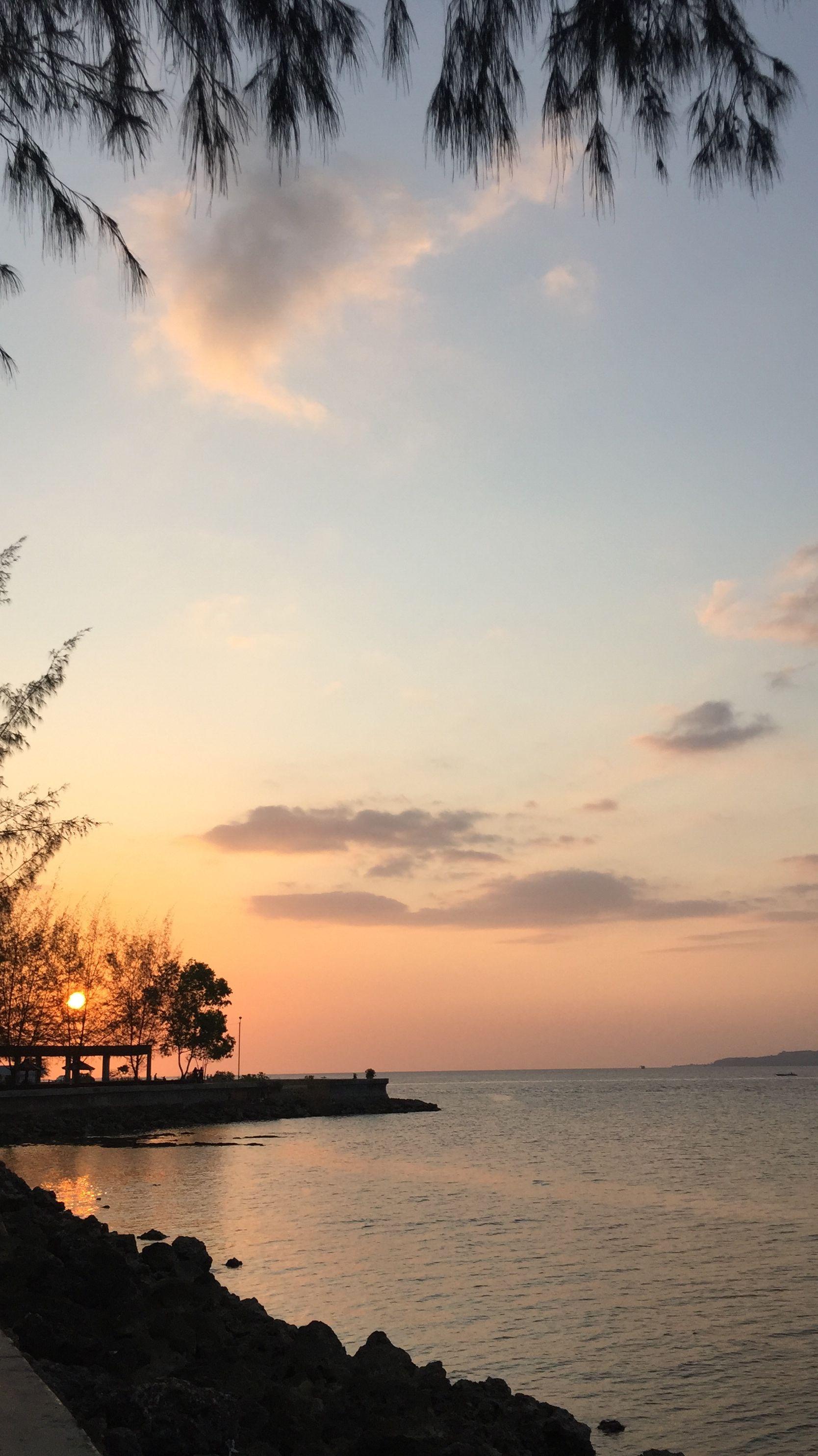 #langit senja #senja from Uploaded by user