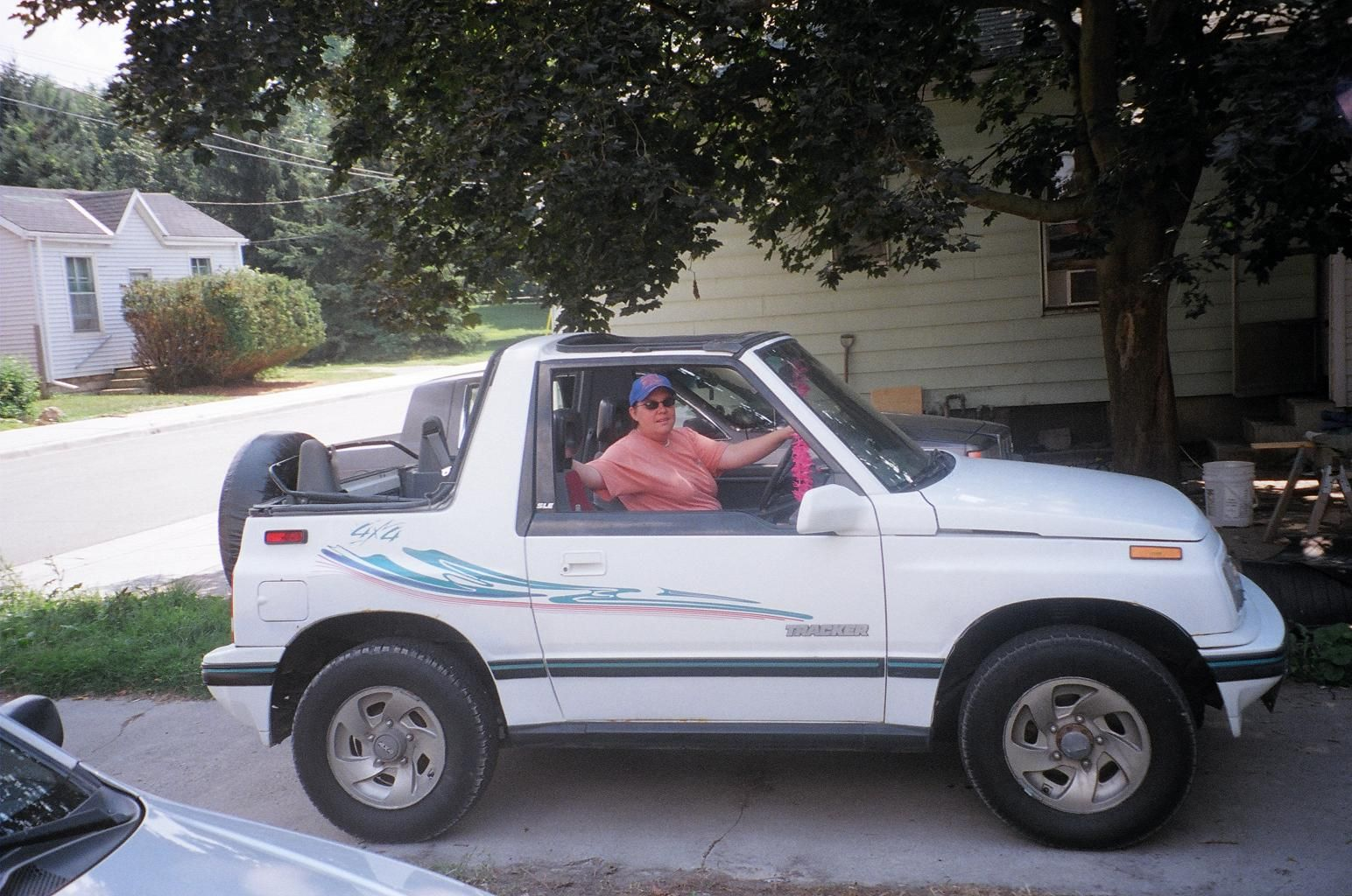 1991 Geo Tracker Stripes Cute Cars Dream Cars Car Images