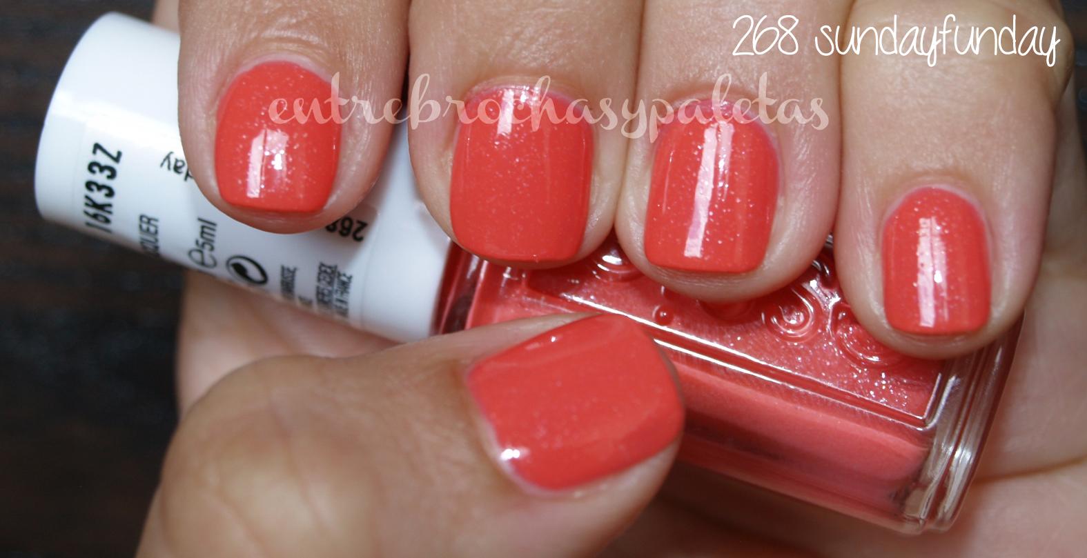 Essie | Esmaltes de uñas | Verano http://www.entrebrochasypaletas ...