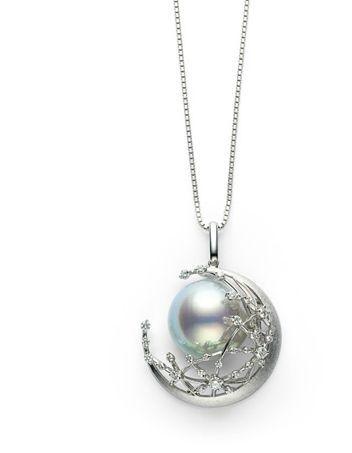 54762cf51e OMG - gorgeous Japanese pearl jewelry. I wish I was rich!: Brooklyn Girl's