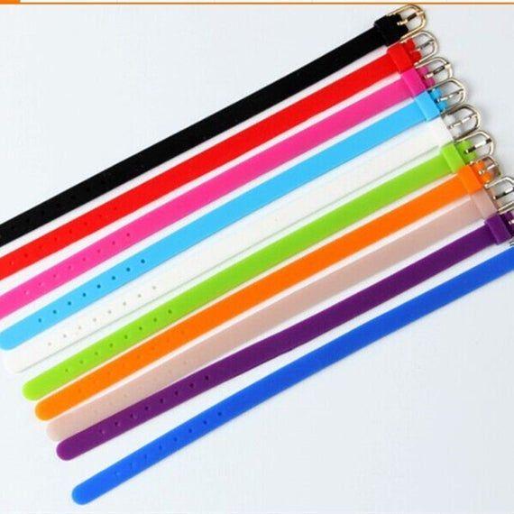 Silicone Bracelet Strap