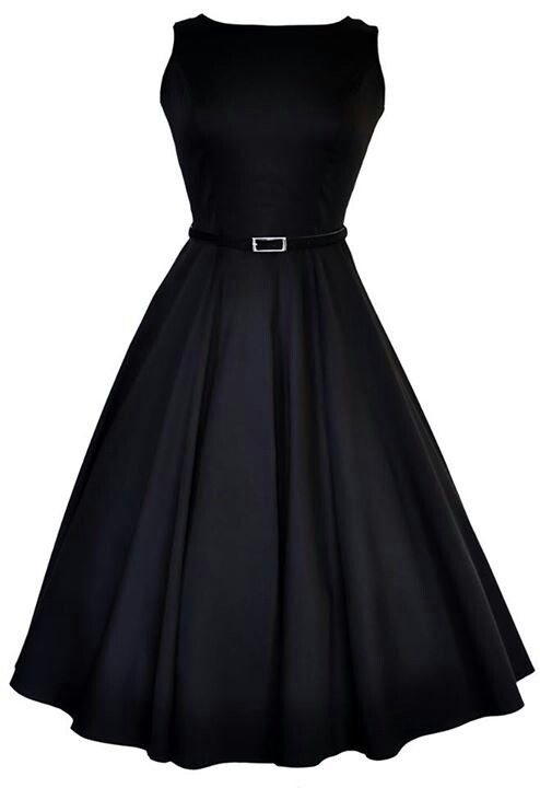 Every Woman Needs A Little Black Dress Or Two Or Three Fashion