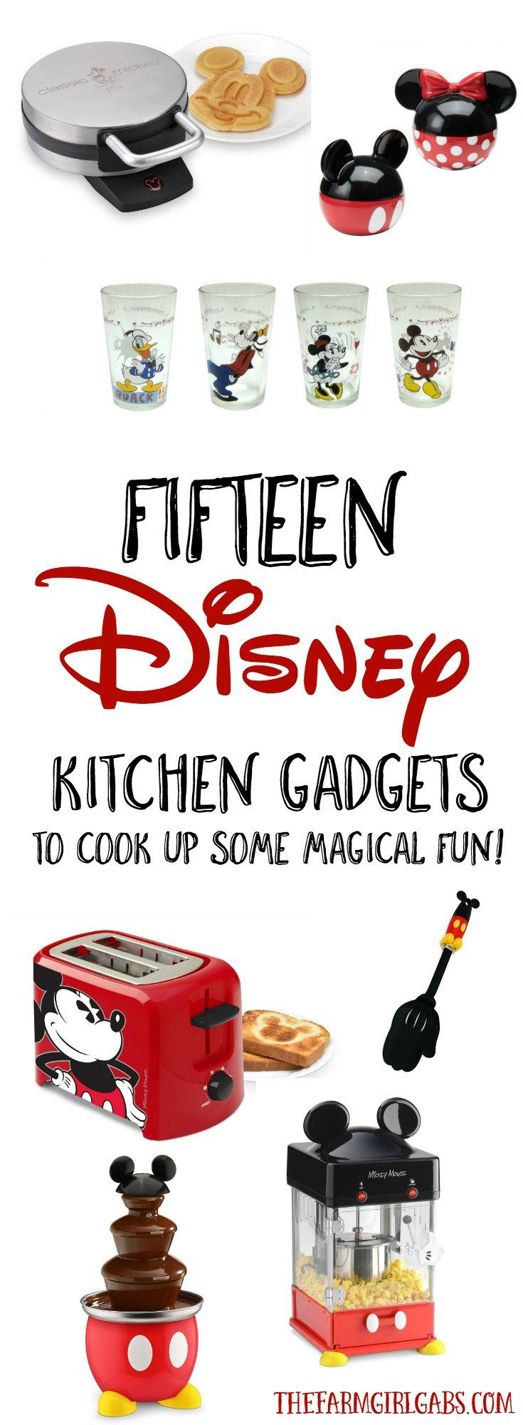 15 Disney Kitchen Gadgets To Cook Up Some Magical Fun - The Farm Girl Gabs
