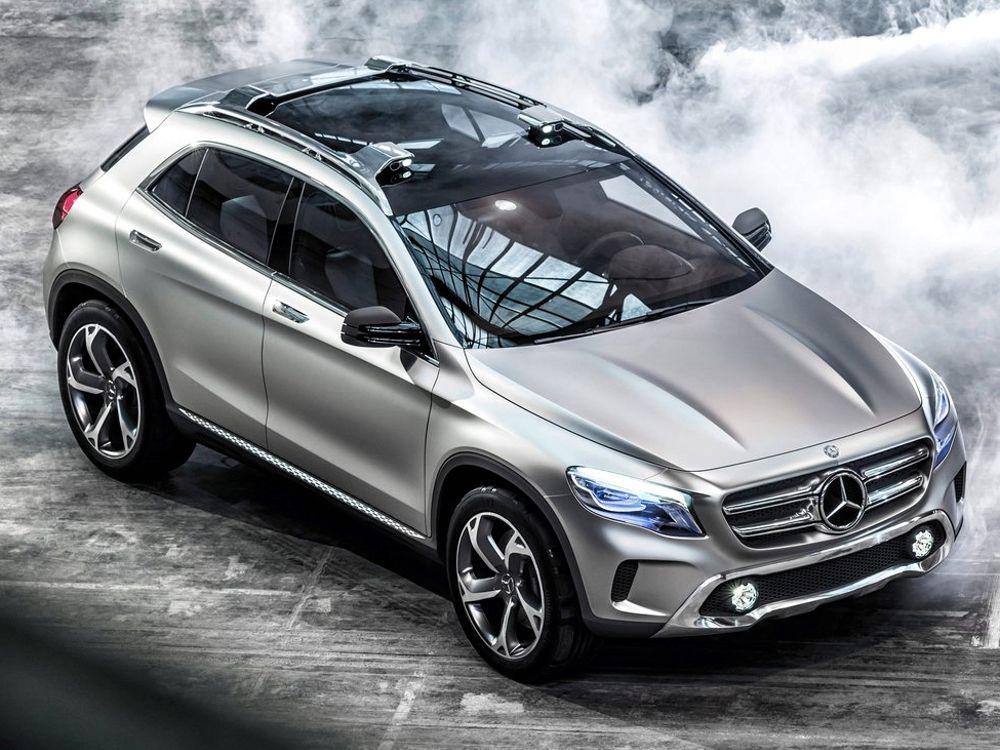 Mercedes Gla Pas Moins De Euros Suv Cars And