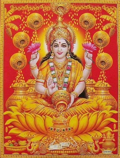 God Lakshmi Images