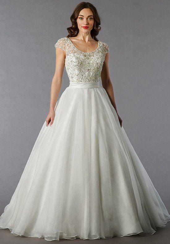 Danielle Caprese 113058 for Kleinfeld | Wedding Attire | Pinterest ...