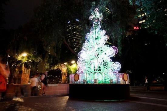 Christmas Tree Installation