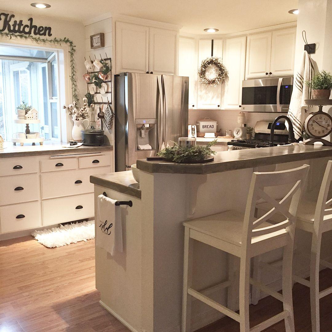 pin von ramona schmid auf gardine und k che pinterest cuisine cottage agencement cuisine. Black Bedroom Furniture Sets. Home Design Ideas
