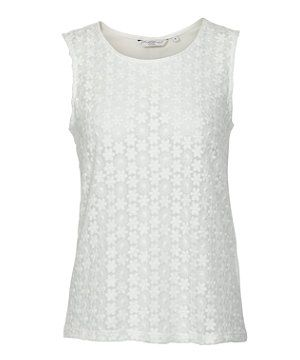 Winter White (Cream) Cream Daisy Broderie Anglaise Top | 243713512 | New Look
