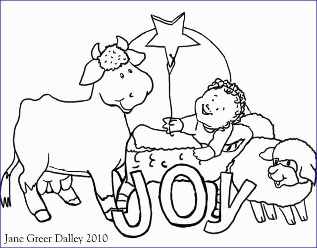 27+ Great Picture of Christmas Coloring Pages To Print