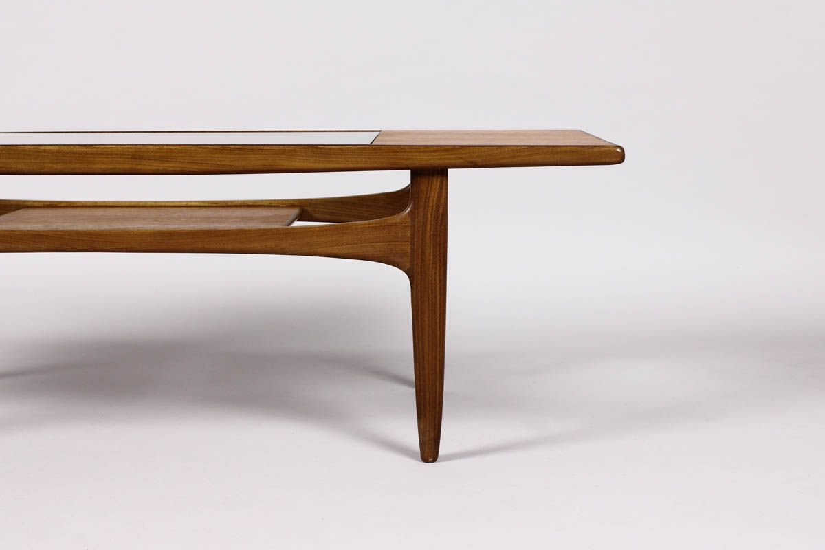 Stunning Danish Modern Coffee Table Glass Top Design Ideas Danish Modern Mid Century Teak Rectangular Coffee Table Mad Men Don Decor Home Decor Furniture [ 800 x 1200 Pixel ]
