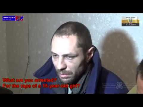 War in Ukraine What do they do with drug dealers and pedophiles in DNR