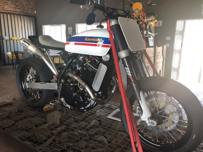 2016 Ccm 650 Full Custom Flat Tracker Paarl Gumtree