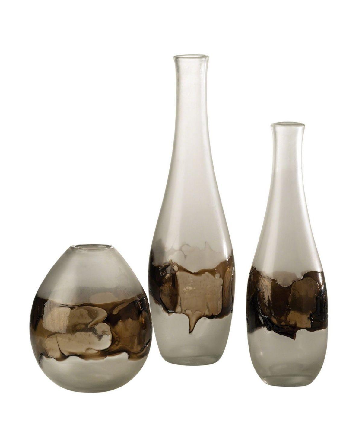 Global Views Molten Glass Bottle Large Reviews Macy S Dom Kompoziciya