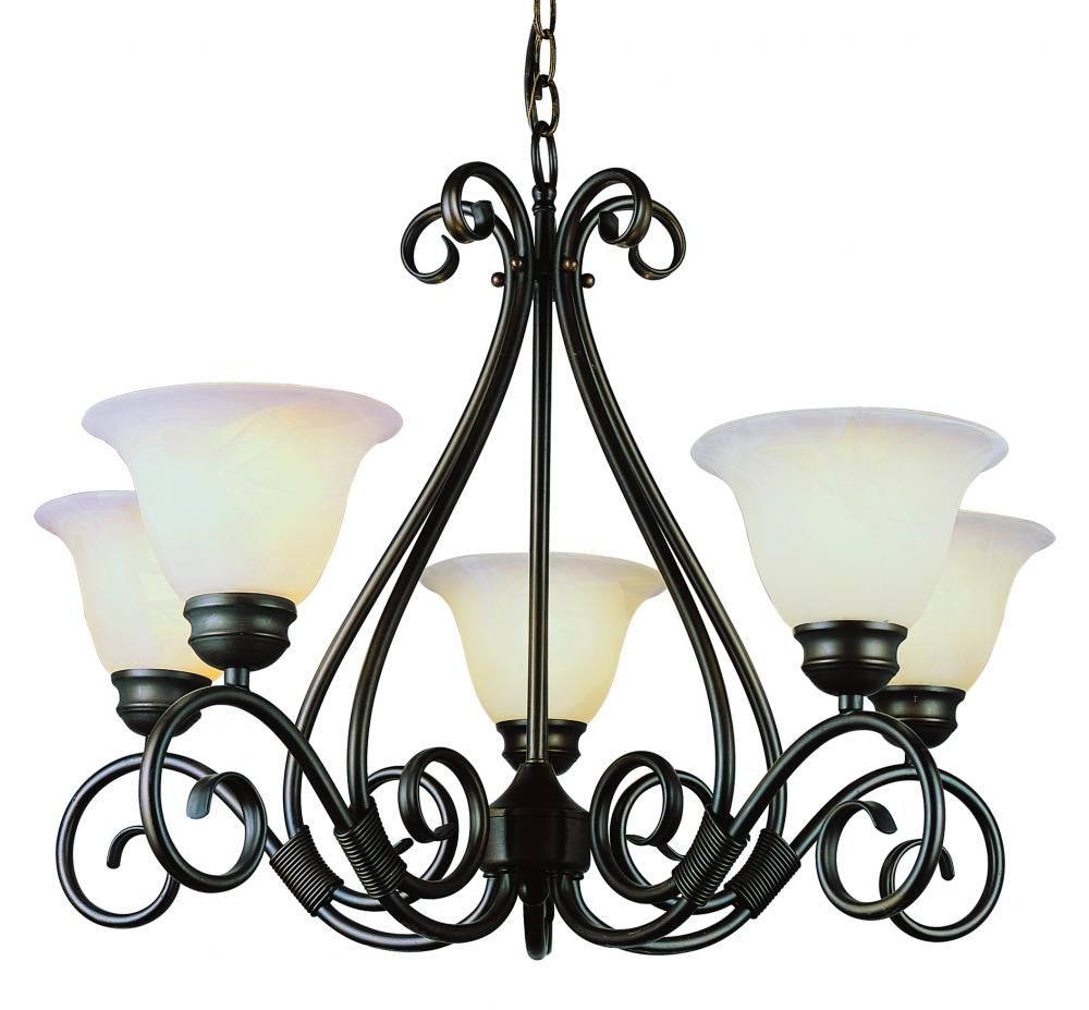 Five Light Rubbed Oil Bronze White Marbleized Glass Up Chandelier H8rq The Lamp Outlet Bronze Chandelier Chandelier Lighting Victorian Chandelier