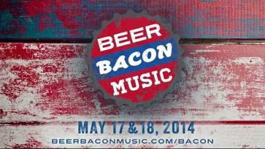 BEER BACON MUSIC: AN EPIC 2-DAY FESTIVAL. May 17&18, 2014 at the Frederick, MD Fairgrounds. 2 days, 100+ beer varieties, 2-ton bacon bar, 10 rockin' bands www.beerbaconmusic.com #craftbeer #beer #flyingdog #sierranevada #kcco #beerbaconmusic #homebrewing #unioncraft #duclaw #northcoast #elysianbrewing  #stonebrewing