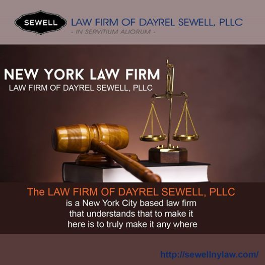At the LAW FIRM OF DAYREL SEWELL, PLLC we remain federal and state - home office arbeitnehmer arbeitgeber