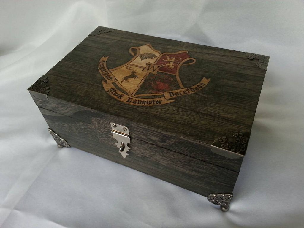 Nightmare Before Christmas Keepsake Box