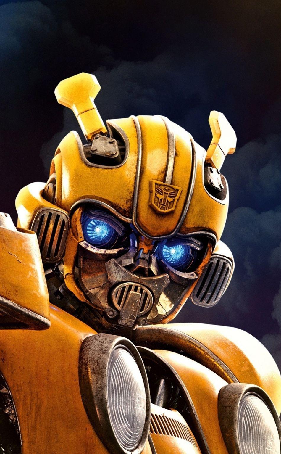 Bumblebee Transformers 2018 Movie 950x1534 Wallpaper Transformers Drawing Transformers Cars Transformers