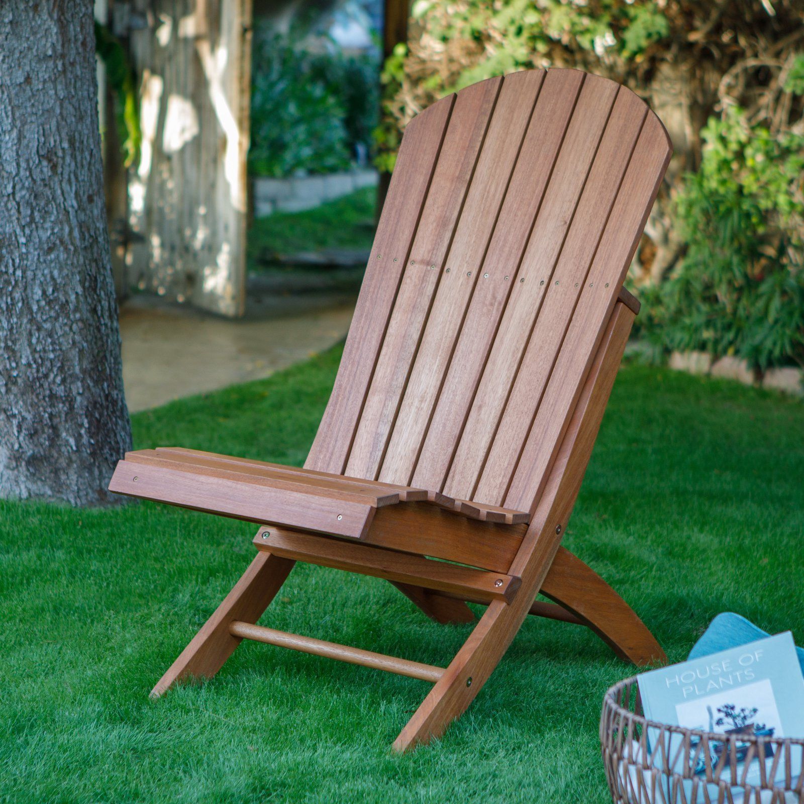 Astounding Outdoor Belham Living Armless Adirondack Chair Products In Gamerscity Chair Design For Home Gamerscityorg