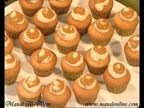 كب كيك التوفي منال العالم Food Desserts Sweets