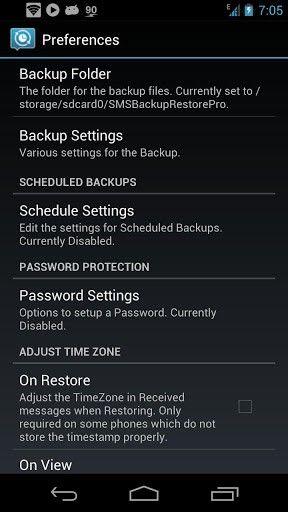 sms backup pro apk