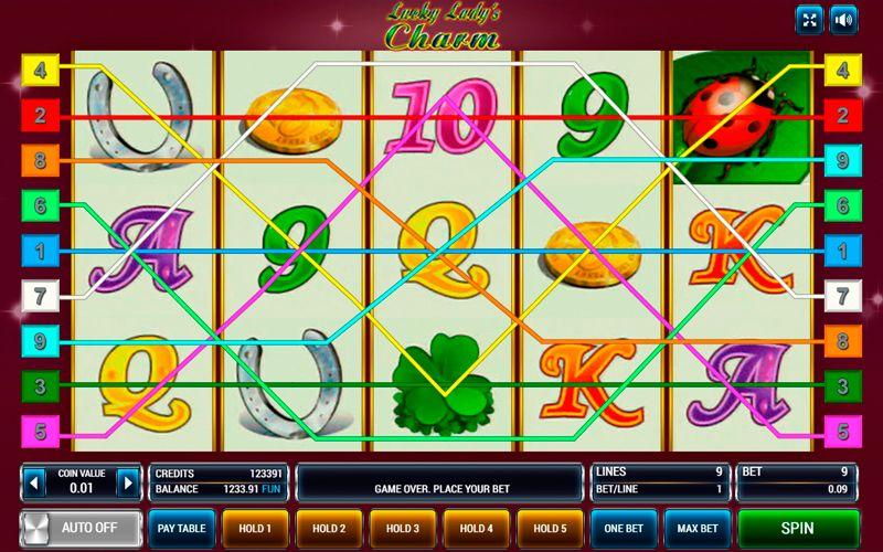 Ставок онлайн игровой автомат lucky lady charm king ставок индефикация онлайн
