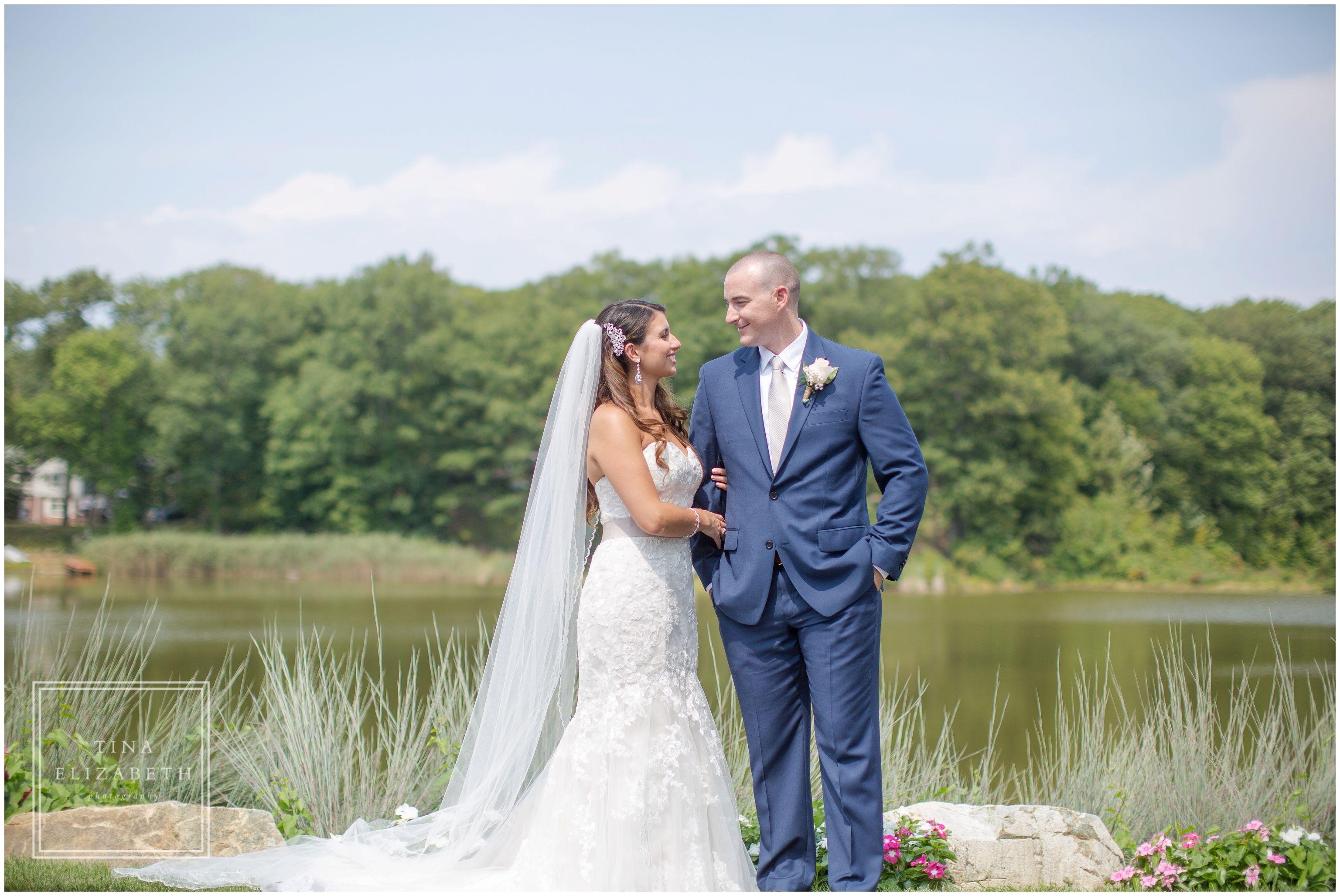 Kayla & Aaron [Rock Island Lake Club Sparta, NJ Wedding ...