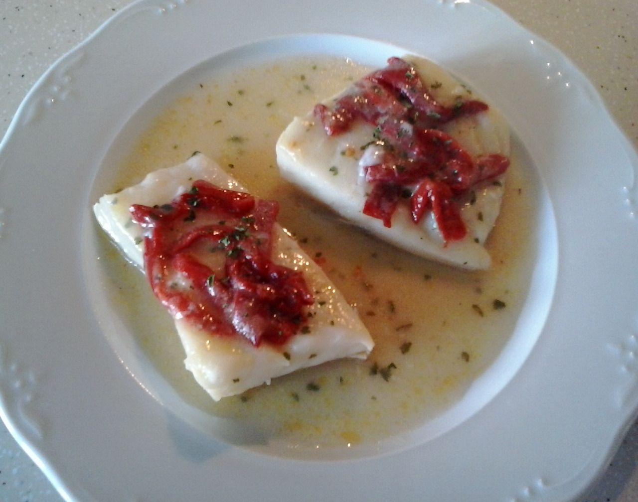 Ventresca de bacalao en salsa :: Cocina con Rafa | recetas bar ...
