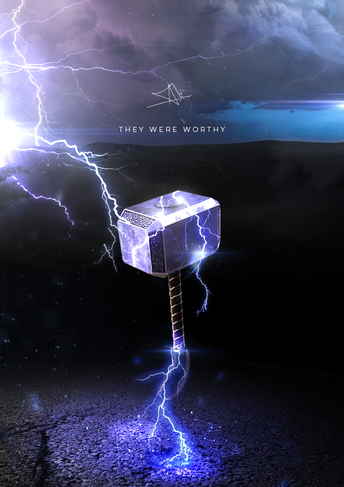 They Were Worthy Thor Wallpaper Thor S Hammer Marvel Marvel Wallpaper