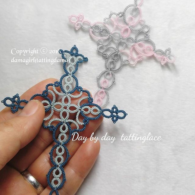 tattinglace#tatting#태팅레이스 #태팅도안 #tattingpattern#freepattern ...